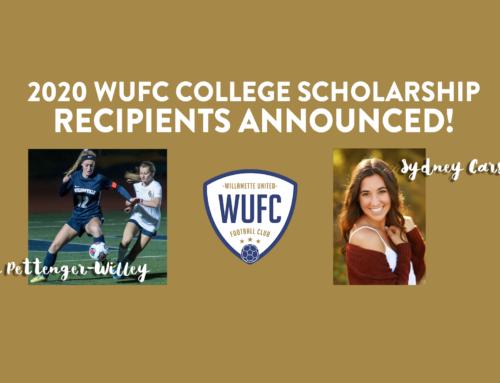 2020 Roger Hepburn Scholarship Winners